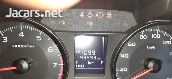 Subaru Impreza 2,0L 2014-13