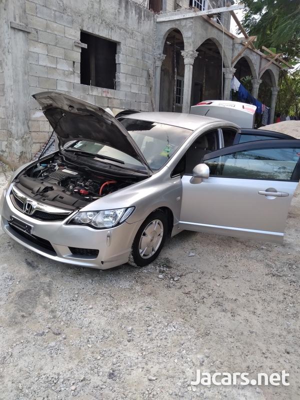 Honda Civic 1,2L 2010-2
