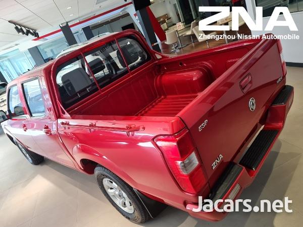 Nissan Pickup 2,4L 2020-4
