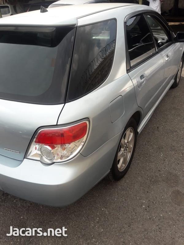 Subaru Legacy 1,8L 2007-6