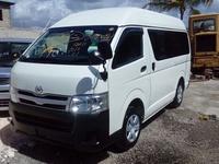 Toyota Regiusace Hiace Bus