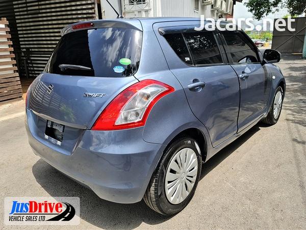 Suzuki Swift 1,2L 2014-6