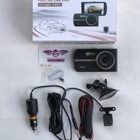 Dual HD 1080p Dash Camera with Night Vision