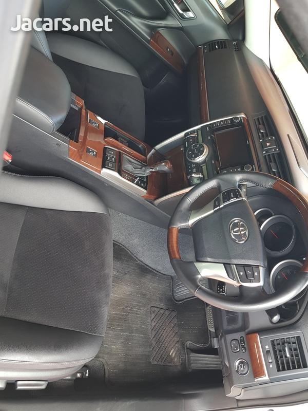 Toyota Mark X 2,5L 2016-11