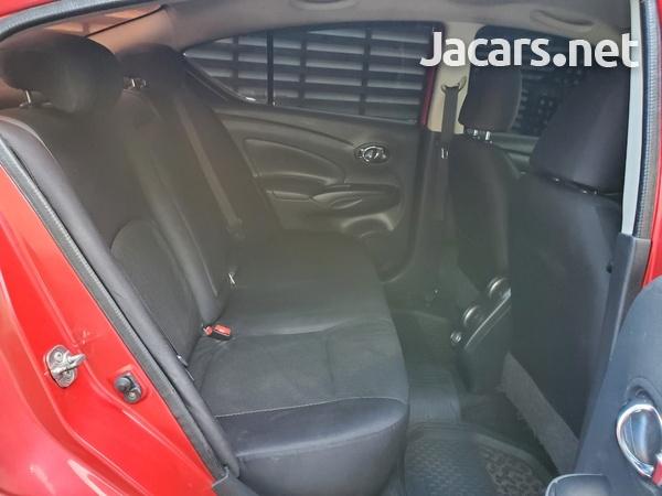 Nissan Latio 1,3L 2013-5