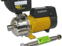 Davey Home Water Pressure Booster Pump