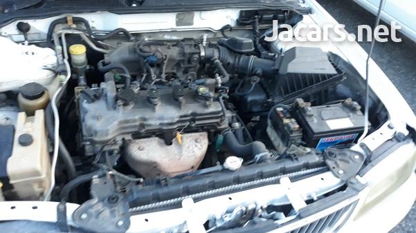 Nissan Sunny 1,2L 2002-2