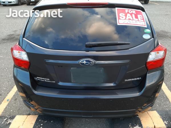Subaru Impreza 2,0L 2014-2