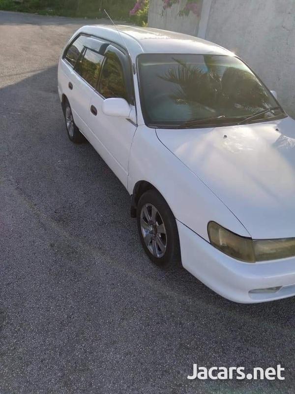 Toyota Corolla 1,5L 2000-8