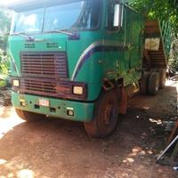 1990 International Cabover Truck