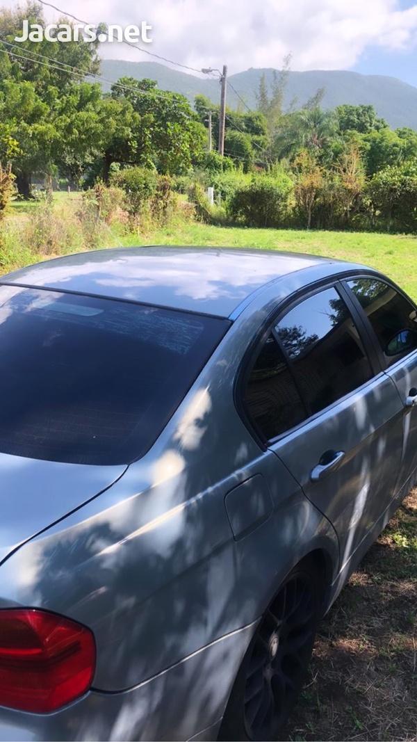 BMW 3-Series 2,0L 2005-8