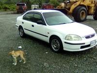 Honda Civic 2,0L 1998