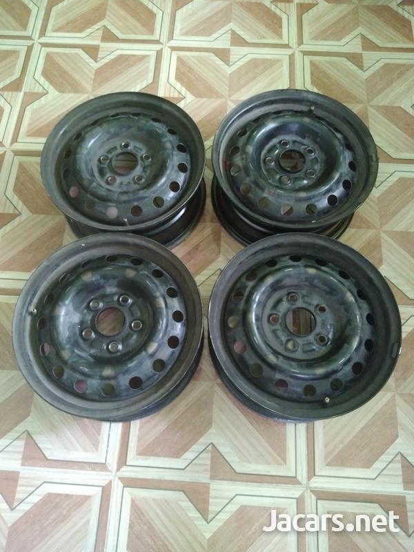 Honda factory rims-4