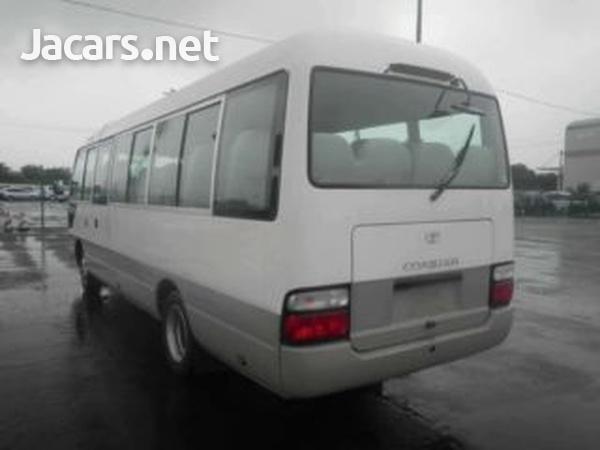 2012 Toyota Coaster Bus-3