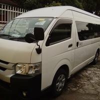 Toyota Hiace Bus 2,5L 2014