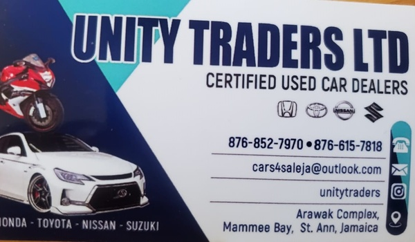 Unity Traders Ltd