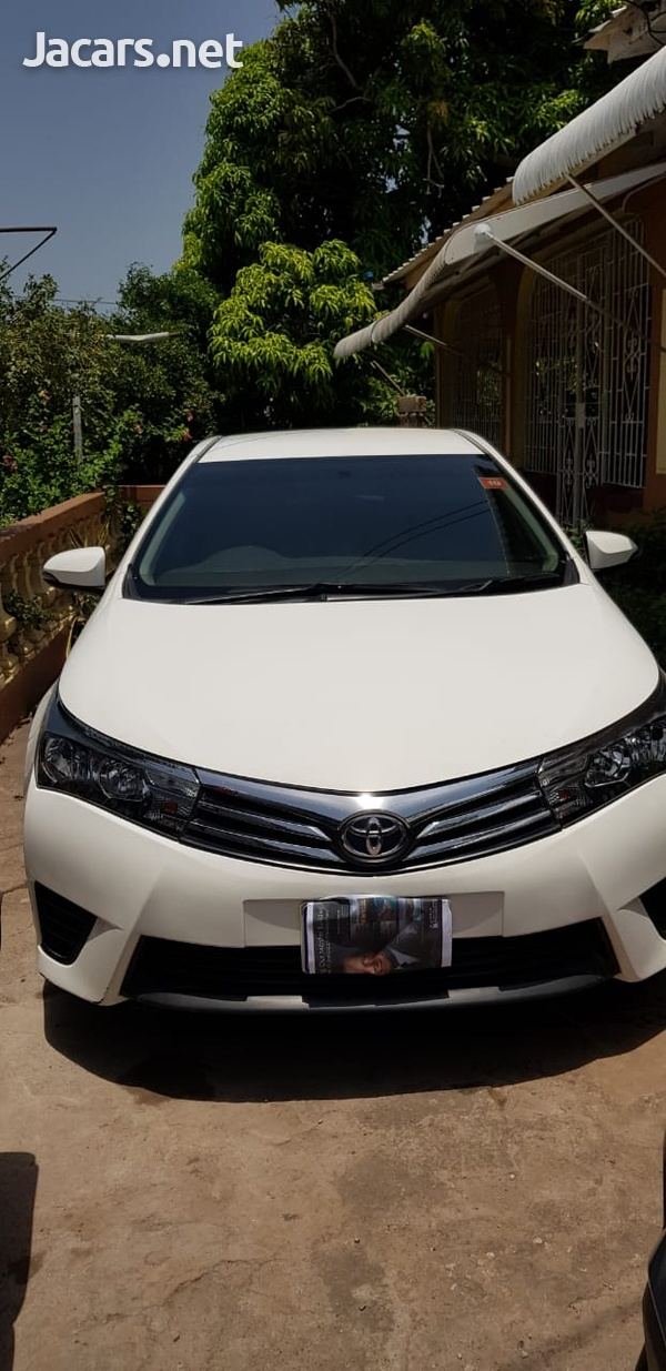 Toyota Allion 1,6L 2014-1