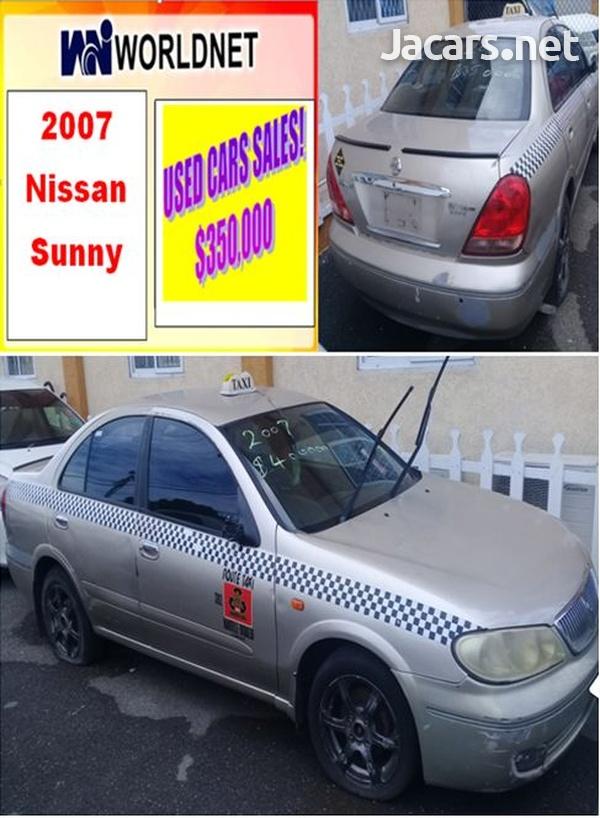 Nissan Sunny 2,0L 2007