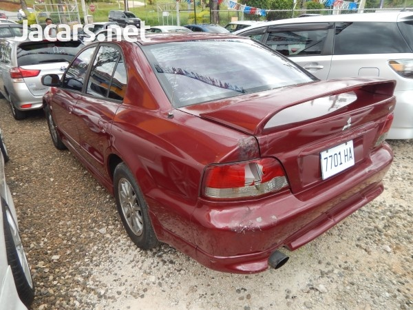 Mitsubishi Galant Fortis 1,5L 2005-3