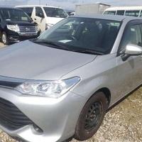 Toyota Axio 1,6L 2016