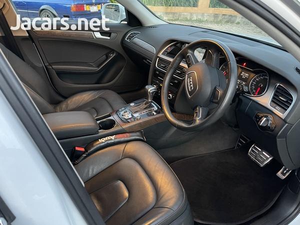 Audi A4 2,0L 2013-8