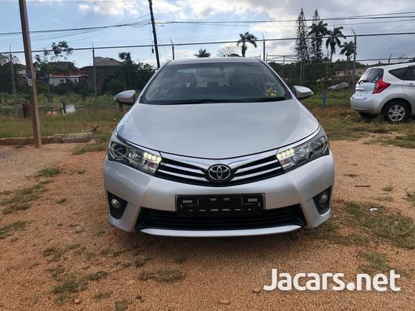 Toyota Corolla Altis 1,5L 2014-1