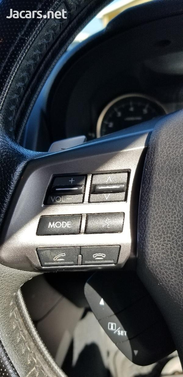 Subaru XV 2,0L 2014-16