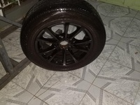 Rims and Runflat Tyres