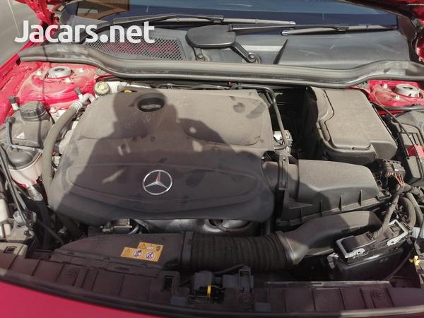 Mercedes-Benz GLA-Class 2,0L 2018-16