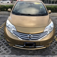 Nissan Note 1,1L 2014
