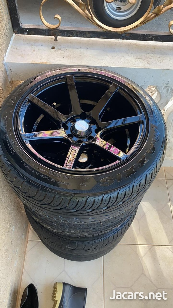 15 Tyres and Rims