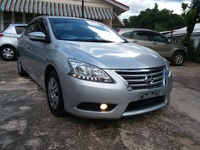 Nissan Sylphy 0,4L 2013