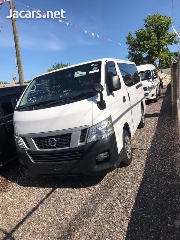 Nissan Caravan 2,0L 2015-2