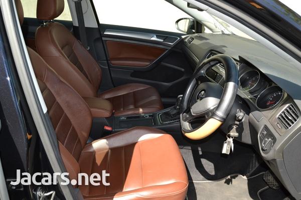 Volkswagen Golf 1,2L 2014-12