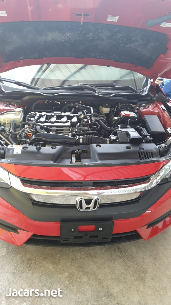 Honda Civic 2,0L 2017-6