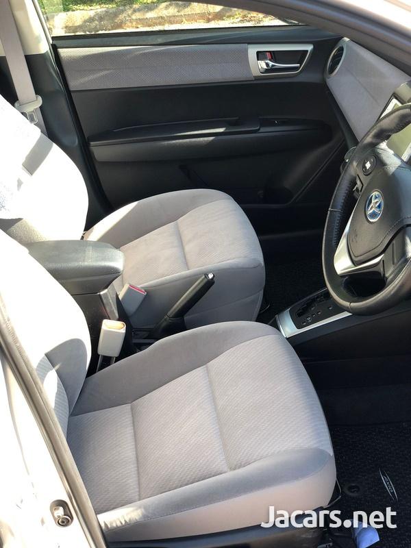 Toyota Axio 1,5L 2013-10