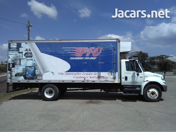 International Freezer Truck-7