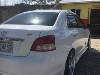 Toyota Belta 1,5L 2008