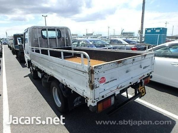 Isuzu Flat Body Truck 2013-6