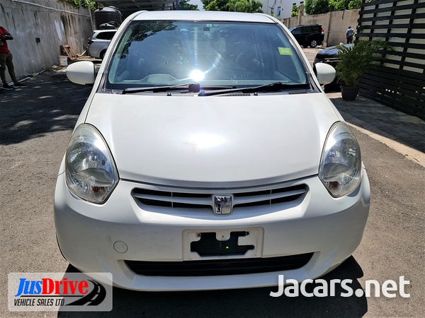 Toyota Passo 1,0L 2012-2