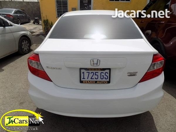 Honda Civic 1,6L 2012-2