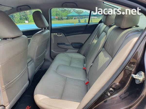 Honda Civic 1,6L 2015-11