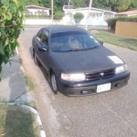 Toyota Tercel 1,5L 1993