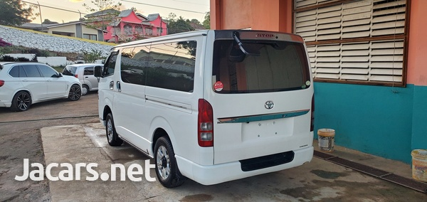 Toyota Hiace 3,0L 2014-2