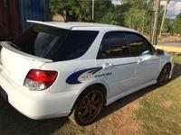 Subaru WRX 1,8L 2004