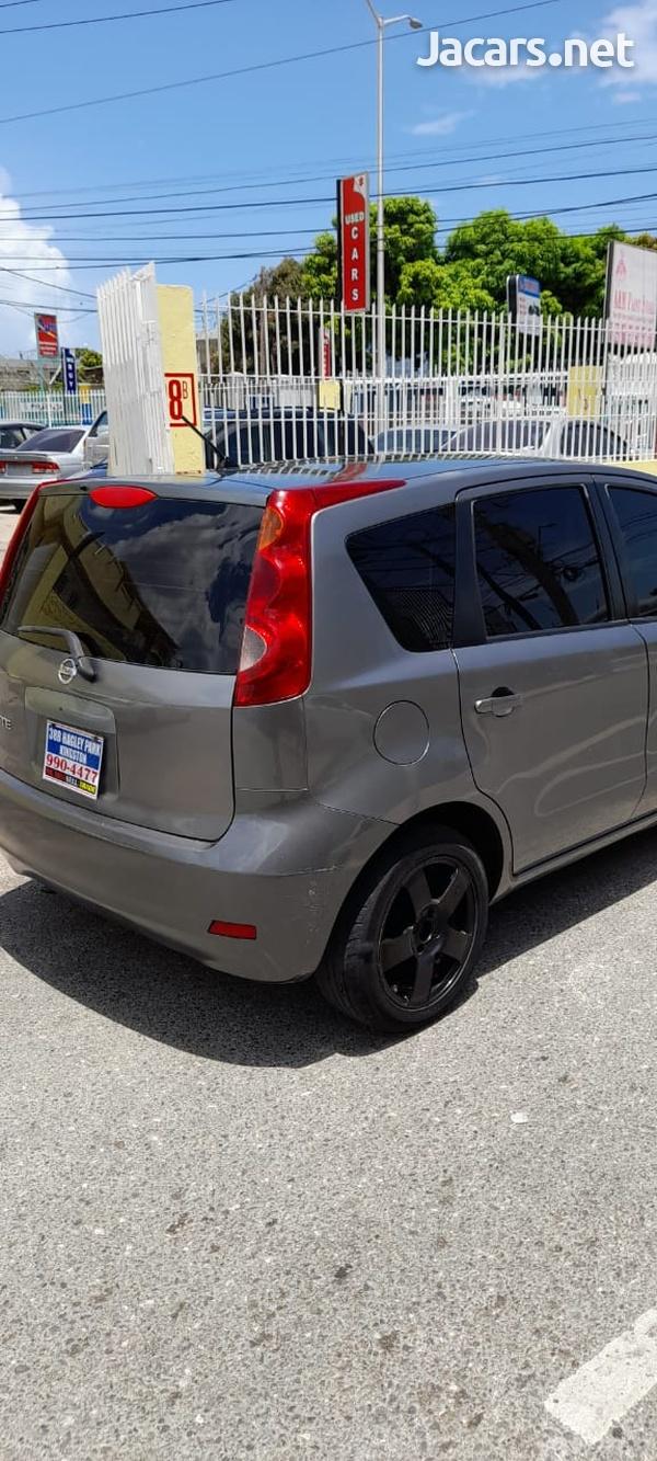 Nissan Note 1,5L 2010-7