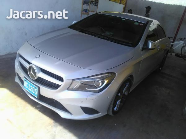 Mercedes-Benz CLA-Class 1,8L 2014-4