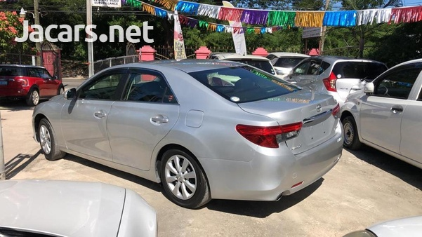 Toyota Mark X 3,6L 2014-9