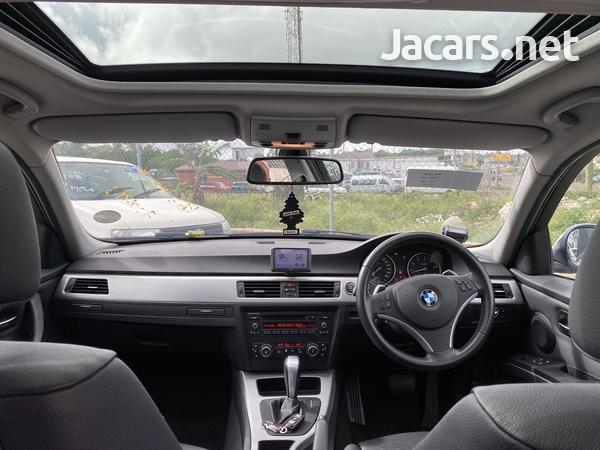 BMW 3-Series 2,5L 2011-14