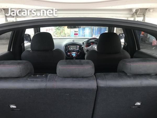 Nissan Juke 1,6L 2013-10